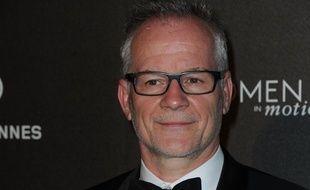 Thierry Frémaux au diner Kering le 17 mai à Cannes
