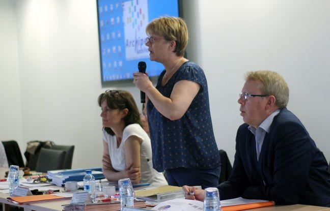 La maire de Rennes Nathalie Appéré, qui présidait le conseil d'administration d'Archipel Habitat, a répondu aux locataires mécontents.