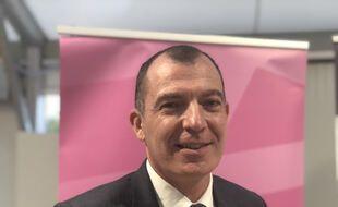Yoann Joubert, PDG de Réalités.