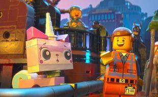 Extrait du film d'animation «La grande aventure Lego».