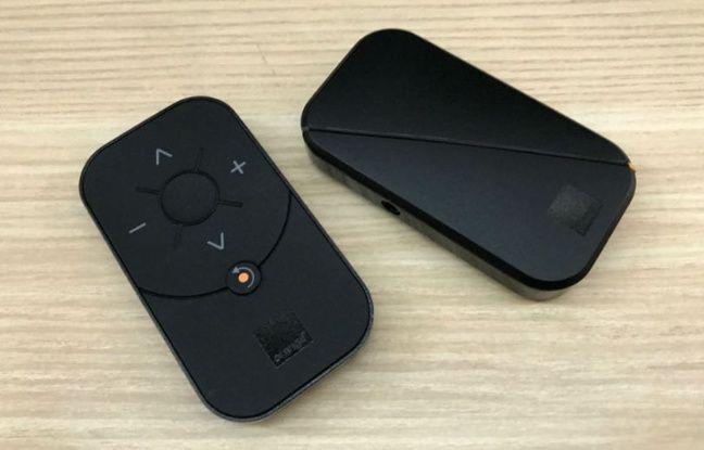 La future clé TV 4K HDR d'Orange lancée fin 2017.