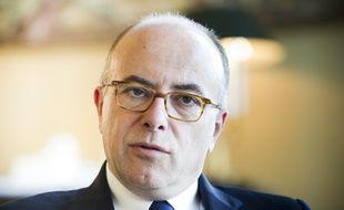 Bernard Cazeneuve en 2013 à Paris.