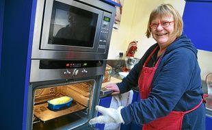 Annie a créé l'association Annie la Cuisine il y a deux ans.
