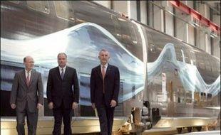 Le record du monde de vitesse sur rail, qui devrait être tenté officiellement le 3 avril par le TGV français, coûte près de 30 millions d'euros à son constructeur Alstom, la SNCF et RFF, propriétaire du réseau, ont indiqué les trois partenaires du projet.