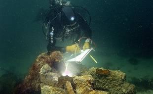 On estime à plus de 3.500 le nombre d'épaves immergées au large de la Bretagne.
