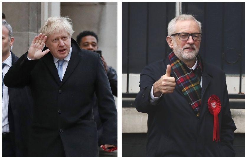 Législatives au Royaume-Uni : Majorité absolue pour les conservateurs, selon les sondages sortis des urnes