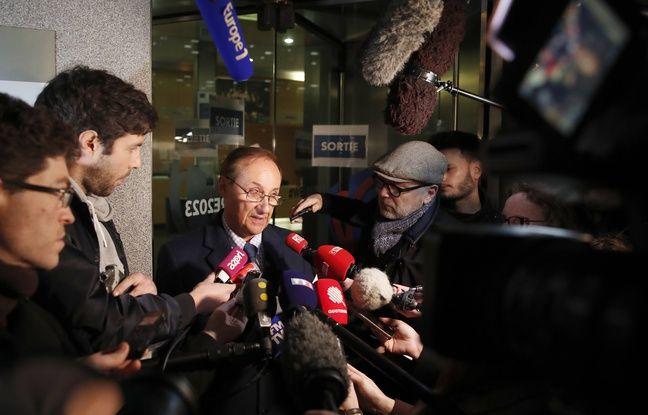 Conférence de presse de Didier Gailhaguet EN DIRECT: Quelle ligne de défense pour le président de la Fédération?.. Rendez-vous à 14h30...