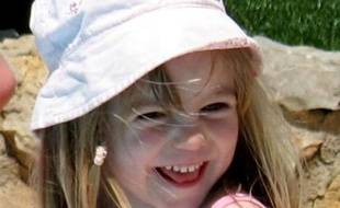 Photo fournie par la famille McCann le 24 mai 2007 de la petite Madeleine, disparue au Portugal en 2007.