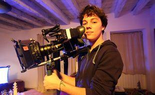 Paul Marques-Duarte est réalisateur, à 19 ans.