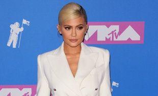 La star de téléréalité et femme d'affaires Kylie Jenner