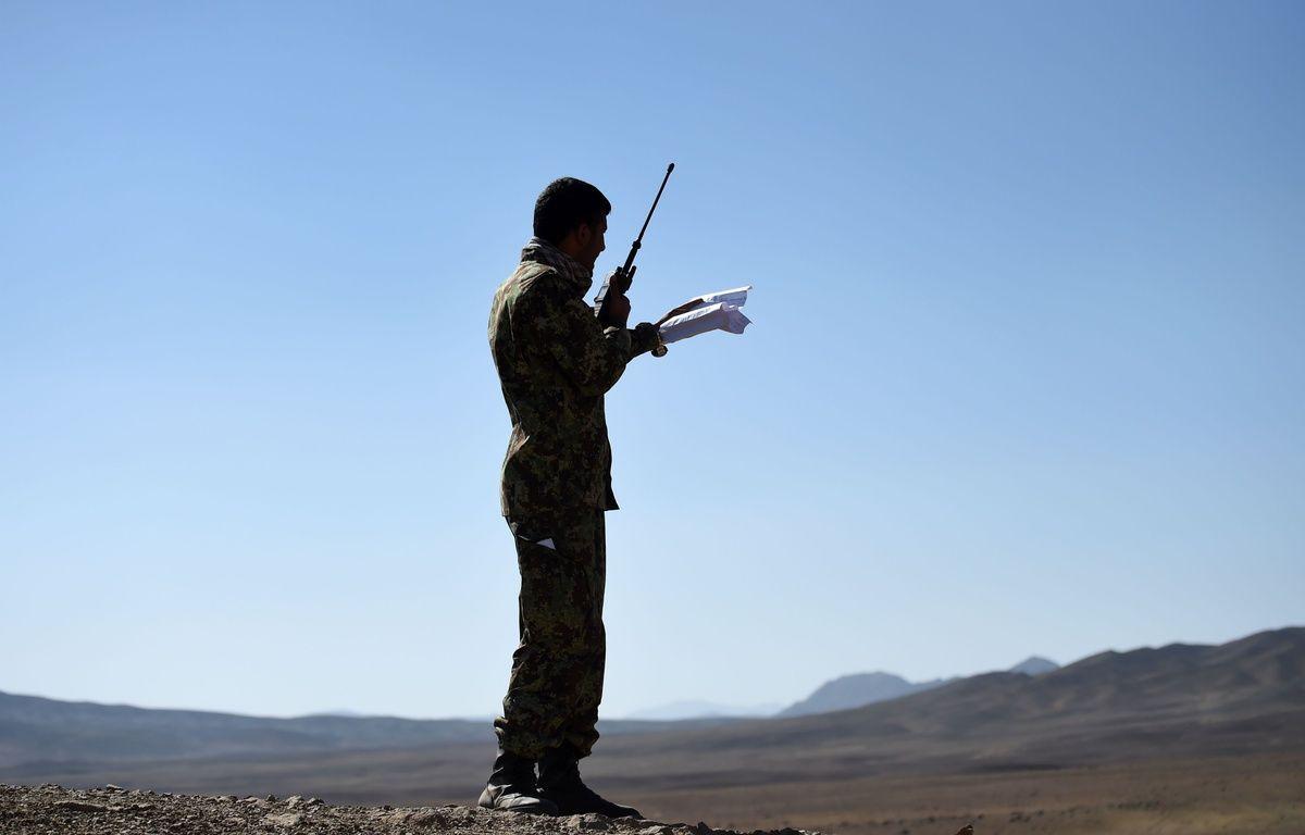 Illustration de la guerre en Afghanistan – AFP