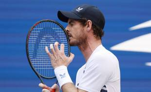 Andy Murray, ici à l'US Open en 2021, sera l'invité de marque de l'Open Blot de Rennes en septembre.