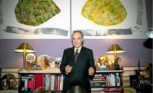 Frédéric Mitterrand, au ministère de la Culture et de la Communication.