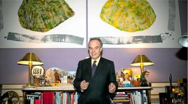 Frédéric Mitterrand, au ministère de la Culture et de la Communication. –  vincent wartner / 20 Minutes