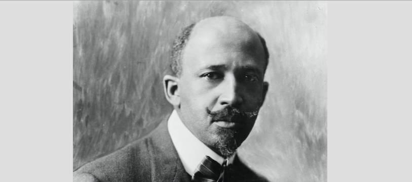 W. E. B. Du Bois (1868–1963), un des premiers penseurs à avoir analysé la « blanchité »