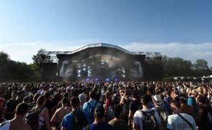 La 31e édition du Festival des Eurockéennes, à Belfort, en 2019