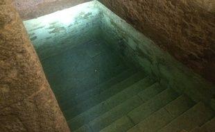 Le mikvé de Montpellier, l'un des mieux conservés au monde.