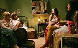 Dans les dortoirs du Paradis, lieu fictif inspiré des bordels de luxe du XIXe