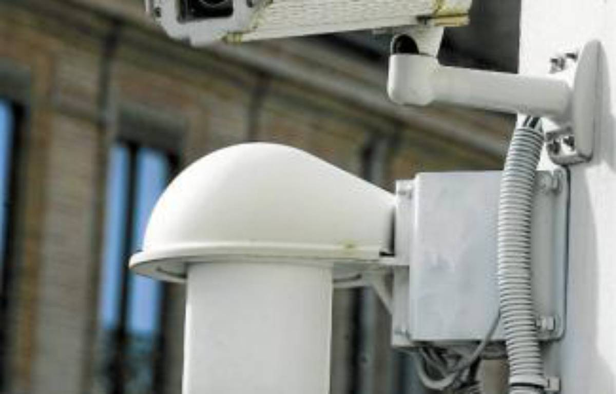 Il y a aujourd'hui 24 caméras en ville. –  F. Scheiber / 20 minutes