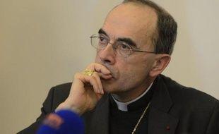 Le cardinal Philippe Barbarin dit être au courant des accusations visant le prêtre depuis l'été 2014. Illustration