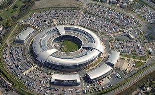 Le siège du GCHQ à Cheltenham en 2014.