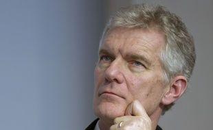Didier Fusillier, actuel directeur de La Villette.