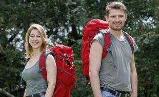 Christina et Didier dans la saison 11 de «Pékin Express».