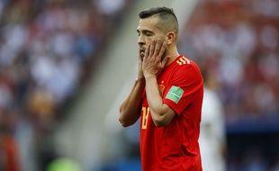 Les Espagnols ont été éliminés du Mondial par la Russie