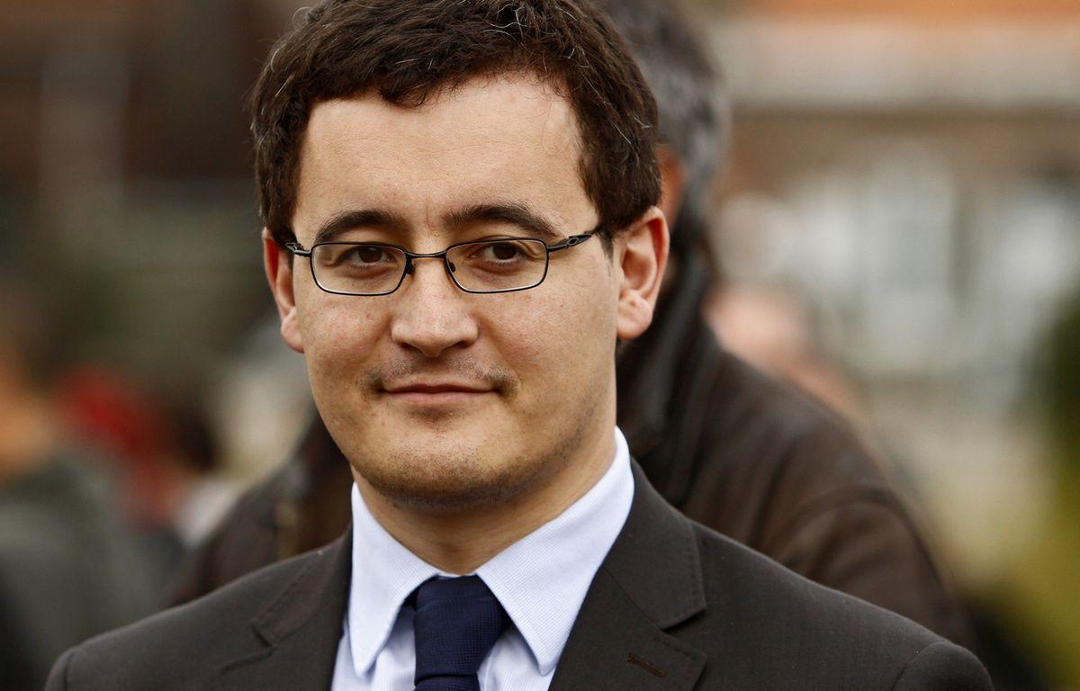 Gérald Darmanin, le maire (LR) de Tourcoing (59). – M.Libert / 20 Minutes
