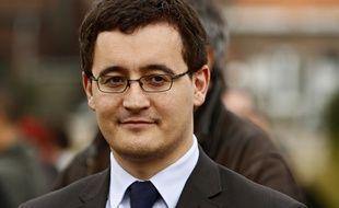 Gérald Darmanin, le maire (LR) de Tourcoing (59).
