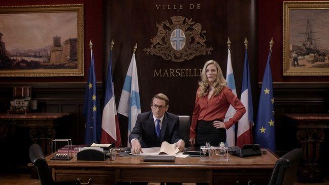 La deuxième saison de «Marseille» sera marquée par l'arrivée de l'extrême droite.