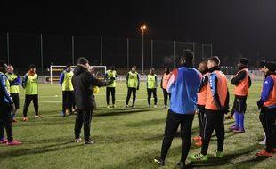 Au FC Sarreguemines, on s'est habitué après plusieurs coups de projecteur. Pas question de s'enflammer devant chaque caméra.