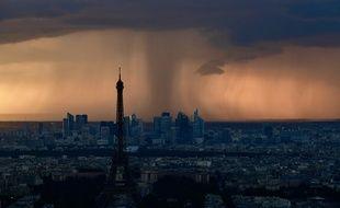 La pluie est de retour.
