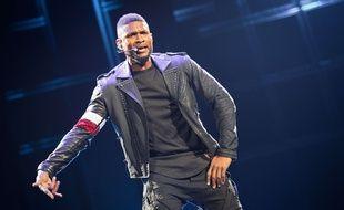 Usher, le 7 novembre 2014, à New York.