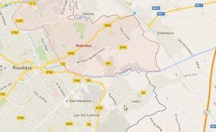 Le drame s'est produit à Wattrelos, près de Lille