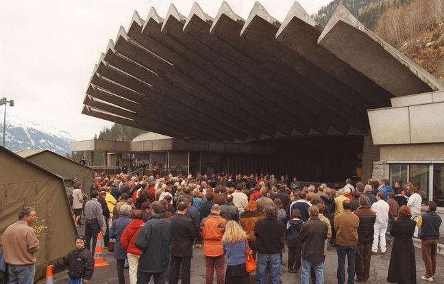 Chamonix: Journée d'hommage aux victimes vingt ans après la catastrophe du tunnel du Mont-Blanc