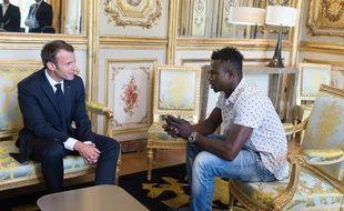 Mamoudou Gassama, le Malien qui a sauvé un enfant samedi à Paris, va être naturalisé français.
