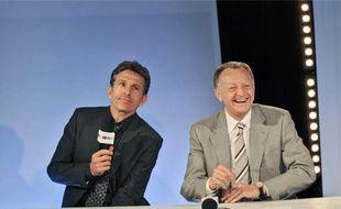 Depuis quelques semaines, ce n'est plus la franche rigolade entre Claude Puel et le président lyonnais Jean-Michel Aulas.