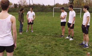 Image extraite de l'épisode 2 de la web-série «Les Faucons».