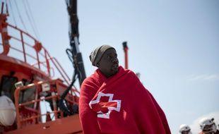 Cinquante-cinq migrants sub-sahariens ont été secourus par les services espagnols au large de Grenade fin mai. Ce week-end là, 532 migrants ont été sauvés de la noyade par les bateaux de secours.