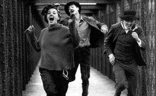 «Jules et Jim», réalisé par François Truffaut