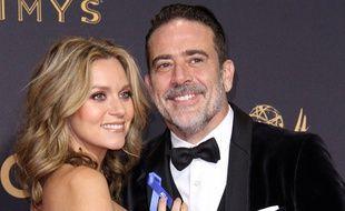 L'animatrice télé Hilarie Burton et son époux, l'acteur Jeffrey Dean Morgan