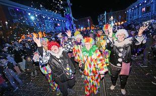 Le Carnaval de Nice débutera samedi (Archives)