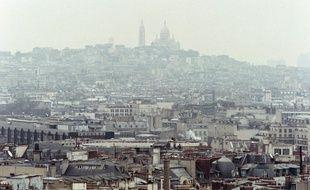 La pollution atmosphérique touche particulièrement les enfants citadins.