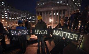 Manifestation contre la violence policière à New York, le 4 décembre 2014
