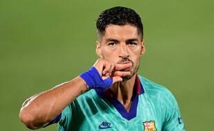 Luis Suarez cherche une porte de sortie du Barça.