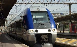 Photo d'illustration de la gare de la Part-Dieu à Lyon.