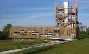 Le centre d'interprétation et d'animation du patrimoine dédié à l'archéologie, à Rezé
