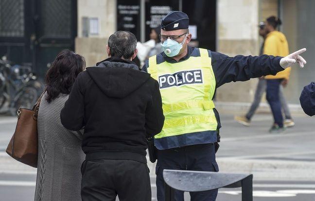Coronavirus à Nantes: Sous contrôle judiciaire, il enfreint une 7e fois les règles de confinement