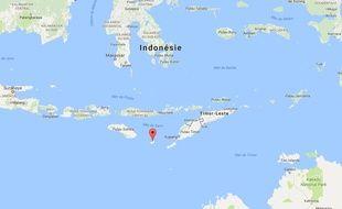 Savu, Indonésie.